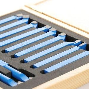 Image 5 - Токарный инструмент 8 мм для мини токарного станка, 11 шт.