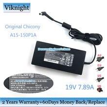 Оригинальный адаптер переменного тока a15 150p1a a150a010l chicony