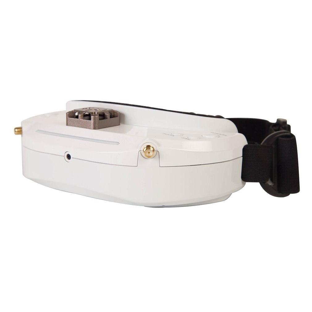 5.8GHz 48CH diversité FPV lunettes de soutien HDMI tête de suivi avec ventilateur DVR caméra avant pour Drone RC