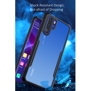 Image 4 - For Huawei P30 P30 Pro Case XUNDD Silicon Airbags Shockproof Phone Cover funda for Huawei P40 Pro Case Business Cover чехол