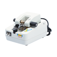 1PC 110/220V Half Frame Glasses Lens Slotting Wire Drawing Machine Stainless Steel Processing Glasses Lens Processing Equipment