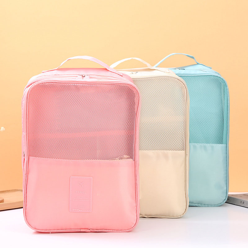 High Quality Portable Travel Shoe Bag Underwear Clothes Bags Shoe Organizer Storage Bag,Multifunction Travel Accessories 2