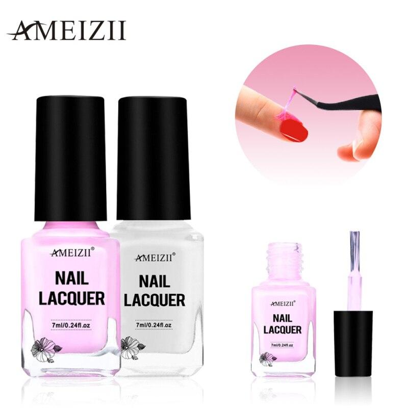 Лак для дизайна ногтей, маникюрная пленка для снятия лака, протектор для ногтей, наклейка для защиты от перелива, покрытие для пальцев, защит...