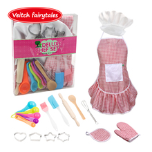 Veitch fairytales Learning Education Pretend Play Food Cooki