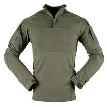 Охотничьи футболки для мужчин с длинным рукавом коротким на