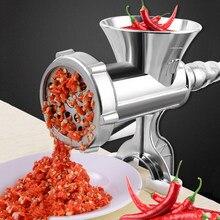 Ręczna maszynka do mięsa domowego warzywa owoce Chopper ziemniaki krajalnica unikalny robot kuchenny akcesoria kuchenne
