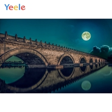 Yeele Customized Vinyl Photography Backdrop Nature Scenery Night View Background Photophone Backdrop for Photo Booth for photo s 150x220cm london city night view backdrop london bridge photography background outdoor shooting props