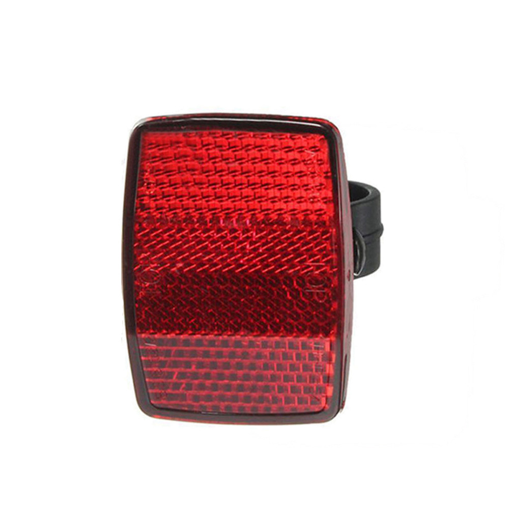 Handlebar Mount Safety Reflector Bicycle Bike Cycle Front Rear Warning HZ
