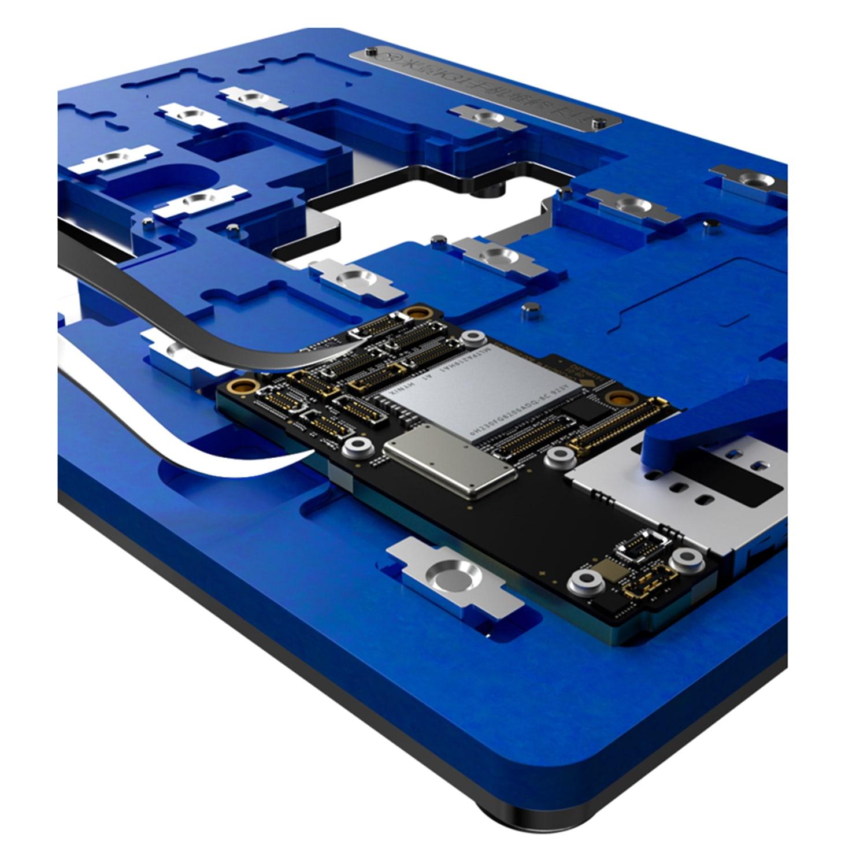 Tools : MJ K31 Motherboard Fixture PCB Soldering Repair for iPhone X XS XSMAX 11 11Pro 11Pro MAX Motherboard Platform Welding Tool