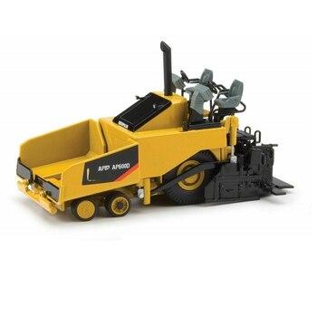 collection diecast model carNORSCOT 1/50 AP600D Asphalt Paver Construction Vehicle truck model kids toys cheap gifts
