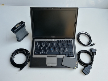 mb star c6 ssd VCI Diagnosis C6 CAN DOIP Protocol  software 2020.03 latest laptop d630 full set ready to work