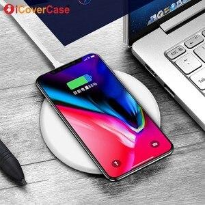 Image 5 - Qi chargeur sans fil pour Ulefone Armor 5 5S 6 6S 6E 7 X puissance 5/ T2 LG G8 G8X V50S V60 ThinQ 5G chargeur rapide accessoire de téléphone