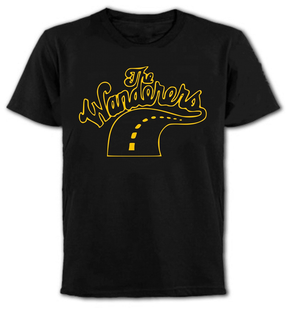 The Wanderers T-Shirt - Classic Cult 70'S Gang Movie All Sizes & Colours Humorous Tee Shirt image