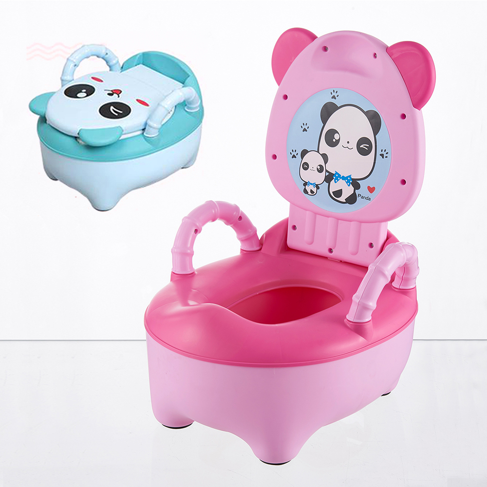 Portable Baby Pot Cartoon Toilet Seat Pot For Kids Potty Training Seat Children Potty Kid Toilet Bowl Pot Training Potty Toilet