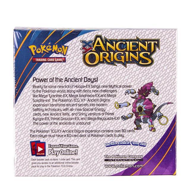 Pokemon TCG: XY-Ancient Origins Booster Display Box (36 Packs) 2