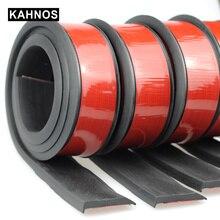 Расширитель для автомобильных крыльев, удлинитель для колес, для бровей, протектор ступицы, Накладка для колесных арок, защита автомобильных шин шириной 3 см, 4 см, 5 см, 6 см