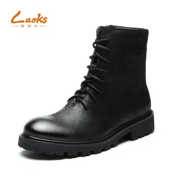 New Men's Chelsea Boot Genuine Calf Leather Bottom Outsole Calf Leather Upper Leather Inner Handmade Martin boots