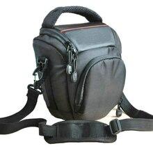 Su geçirmez DSLR SLR kamera çantası kamera çantası omuzdan askili çanta seyahat çantası
