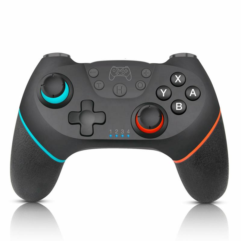 cheapest Wireless Gamepad For Switch Pro Controller Gamepad Bluetooth  Remote joystick For Nintend Switch Consolev