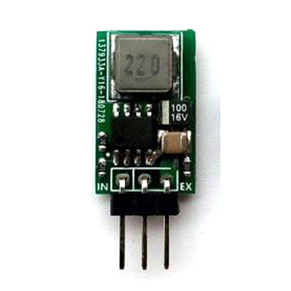 Voltage Regulator Replace TO-220 LM7805 7805 5V POSITIVE VOLTAGE REGULATORS Input 5.5~32V To 5v1a Buck Module Small Volume 1pc