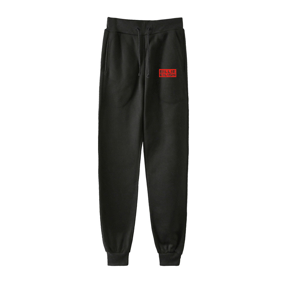 Casual Billie Eilish Popular Trousers Men And Women Fashion Pants Autumn And Winter New Boys And Girls Comfortable Sweatpants