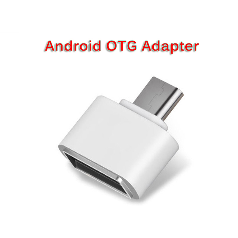 Micro USB OTG Adapter USB C OTG Adapter V8 Connector Converter For Samsung S10 Huawei Mate 40 30 Xiaomi 10 9 Type-c Adapter OTG