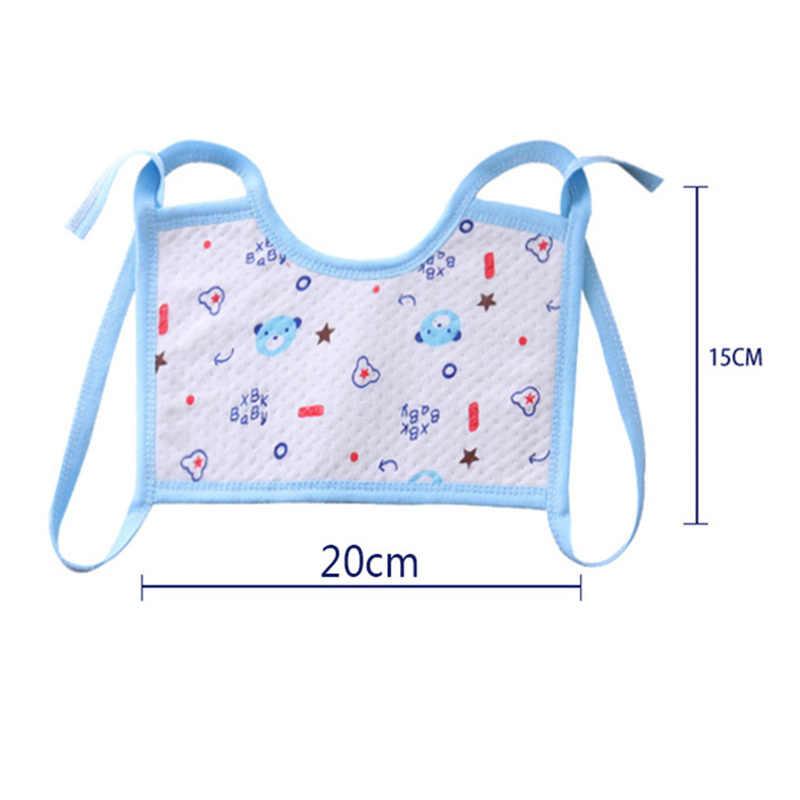 เด็กทารกน่ารัก Bibs รูปแบบการ์ตูนเด็กวัยหัดเดินกันน้ำผ้าเช็ดตัวผ้าเช็ดตัวผ้าฝ้าย 0-3 ปีทารก Burp Cloths feeding