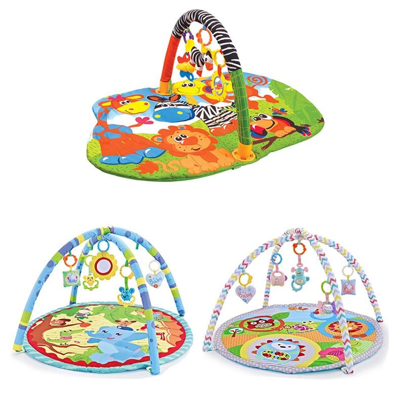 Multifunktionale Fitness Rahmen Für Kinder Pädagogisches Matte Krabbeln Decke Infant Spielen Teppich Kinder Aktivität Matte Gym Baby Spielzeug Geschenk