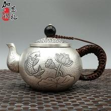 Teapot, stainless steel teapot, silver teapot, hot water teapot, teapot 200 ml, kung fu tea set. bliss w deo 200 ml hot ice page 7