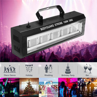 LED Stage Lighting Effect Light DMX512 Voice Activated 100W AC90 240V US Plug Commercial Lighting for Christmas Home KTV Show