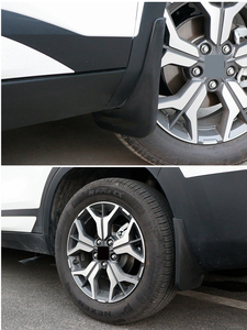 Image 4 - for Kia Seltos KX3 2020 2021 Car Front Rear Mudflaps Fender Flares Mud Flaps Painted Mudguards Splash Guards Accessories