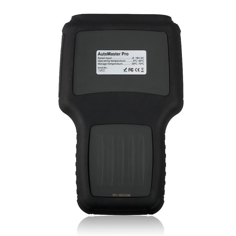 Foxwell NT642 AutoMaster Pro European-tworzy cały system + EPB + skaner serwisowy oleju