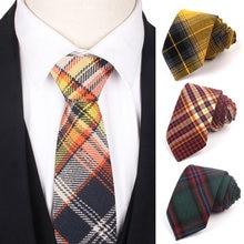 Новые хлопковые галстуки для мужчин и женщин повседневные Костюмы
