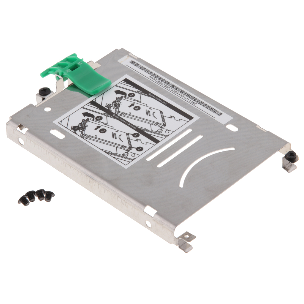 Replacement HDD Hard Driver Caddy Tray Holder For HP  15  17 G1 G2 2