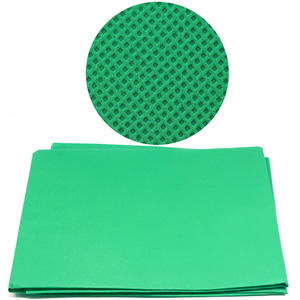 Image 3 - CY Hot Sale 1.6x2m Green Cotton Non pollutant Textile Muslin Photo Backgrounds Studio Photography Screen Chromakey Backdrop