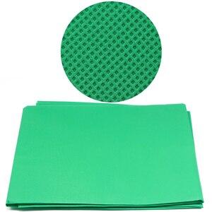 Image 3 - Cy ホット販売 1.6x2m グリーン綿非汚染物質テキスタイルモスリン写真背景スタジオ写真撮影画面クロマキー背景