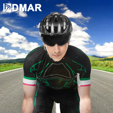 цена на DMAR Magnetic Suction Bicycle Helmet Ultralight Cover MTB Road Bike Helmet Cycling Integrally Molded Helmet Cycling Safely Cap