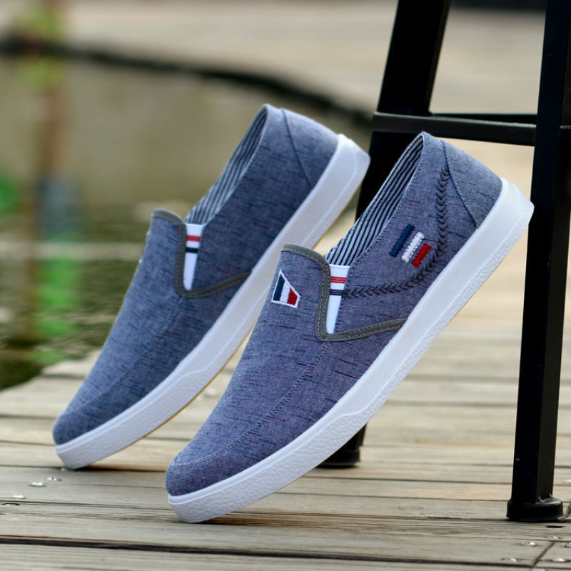Men Casual Shoes Mens Canvas Shoes For Men Shoes Men Fashion Flats Brand Fashion Zapatos De Hombre 2020 New