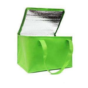 Cooler-Bag Lunch-Box Cake-Insulated-Bag Ice-Pack Foldable Aluminum-Foil Food Large Waterproof
