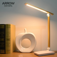 Abay Led Desk Lamp Eye-Protection Lamp Reading Desk for Primary Students Dormitory Bedroom Bedside Lamp to Protect Eyesight