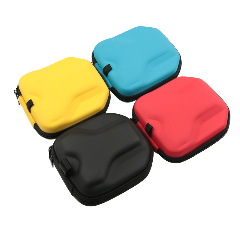 Qualified 4 Colors Mini Bag Portable Shockproof Storage Box For Gopro Hero 9 8 7 Hero 5 6 Hero2018 Yi 4k Camera Mounts Accessories Case Wide Selection;