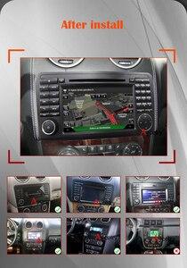 Image 5 - Autoradio PX6 2 din Android 10 lecteur DVD autoradio audio pour Mercedes Benz ML GL classe W164 ML350 ML500 GL320 Navigation GPS 4G