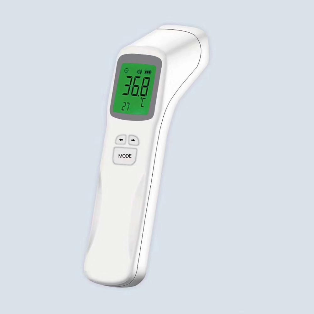 Ready To Ship CE FDA Forehead Thermometer Non Contact Infrared Thermometer Body Temperature Fever Digital For Baby Adult