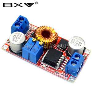 5A DC to DC CC CV Lithium Battery Step down Charging Board Led Power Converter Lithium Charger Step Down Module XL4015(China)