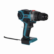 цена на 18V cordless brushless impact drill hammer drill screw driver Torque drill without battery