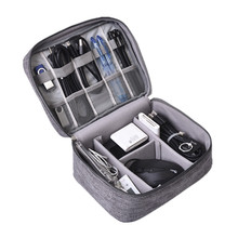 Digital-Bag Power-Bank Usb-Charger Travel-Accessory Electronic-Organizer Package Storage-Pouch