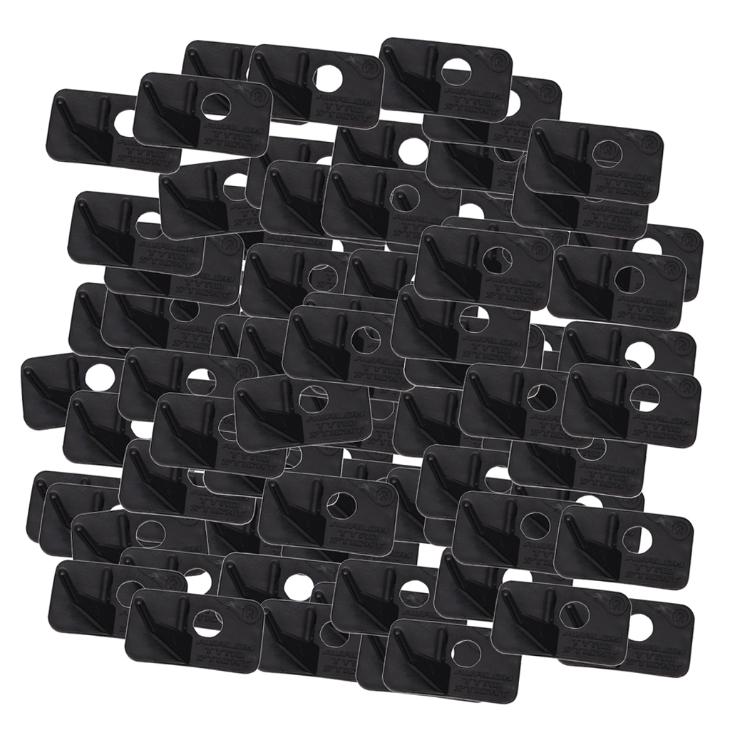 500 Pieces Hunting Shooting Archery Recurve Bow Plastic Adhesive Arrow Rest