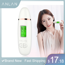 Skin Oil Content Analyzer LCD Digital Facial Skin Moisture Meter Battery Operated Skin Care Tester Monitor Detector