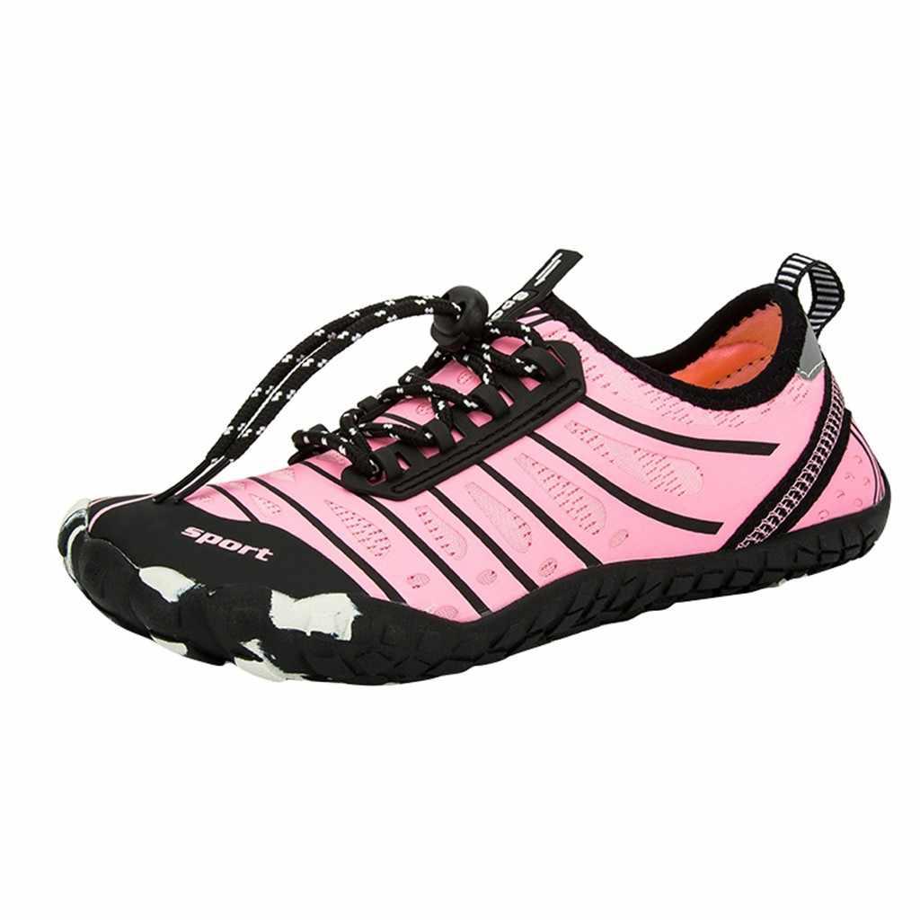 Summer Mesh Breathable Fishing Aqua Shoes Women Hiking Shoe Beach Swimming Shoes  Water Shoes Barefoot Quick Dry Aqua Shoes#g3|Water Sports Shoes| -  AliExpress