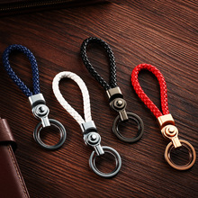 Simple Car Key Chain Auto Styling Key Ring Decoration for Infiniti Q50 Toyota Rav4 Ford F150 Audi A5 Mazda 3 Keychain Pendant